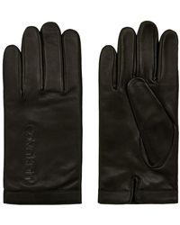 Calvin Klein K50k505045 Deboss Logo Handschoenen - Zwart