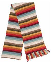 Alanui Lwha 054f21kni 0018585 sciarpe - Rojo