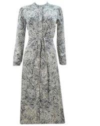 Bella Dahl Long dress - Grigio