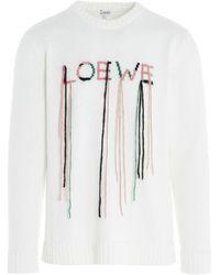 Loewe Sweater - Wit