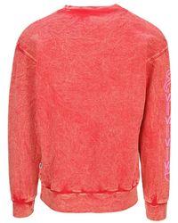 Vans Men's Clothing Knitwear Vn0A5Gyfyzuf Rojo