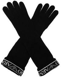 Emporio Armani - Handschoenen - Lyst
