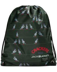 Jack & Jones 12120834 gymbag bags - Vert