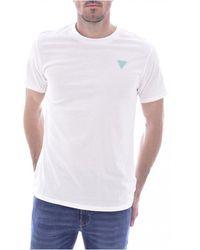 Guess - Tee Shirt Basique - Lyst