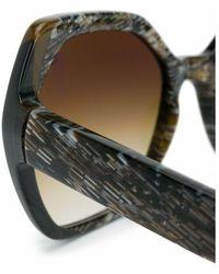 Etnia Barcelona Sunglasses Marrón