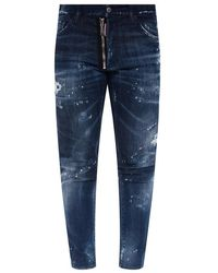 DSquared² Cool Guy Jean Jeans - Blauw