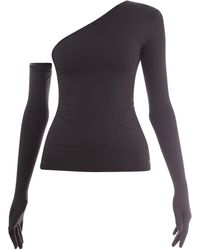 Vetements Topwear Wa52to500b - Zwart