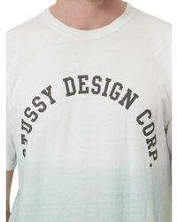 Stussy T-shirt Verde