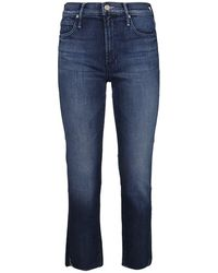 Mother The Rascal Jeans - Blauw