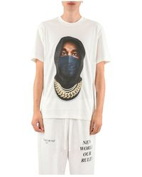 ih nom uh nit T-shirt - Wit