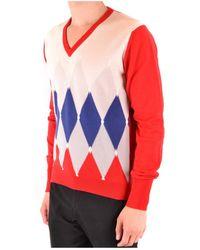 Ballantyne Sweater Rojo