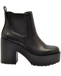 Windsor Smith Ankle Boots - Zwart