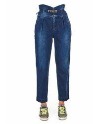 Pinko Jeans 1j10gn Y62q 02 - Blauw