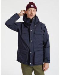 Holubar Jacket - Blau