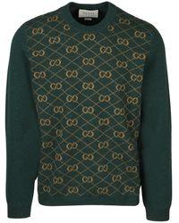 Gucci GG Sweater - Groen