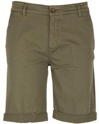 40weft Shorts - Groen
