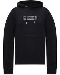Eytys Branded Hoodie - Zwart