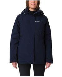 Columbia Jacket - Blauw