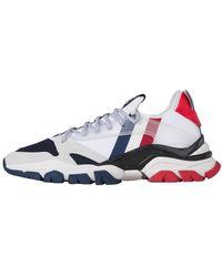 Moncler Trevor Sock Sneakers - Wit