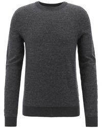 BOSS Orange Adonest sweatshirt - Gris