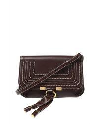 Chloé 'marcie' Belt Bag - Bruin