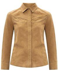 AllSaints Shirt - Braun