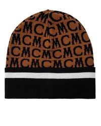 MCM Wool Hat With Logo - Bruin