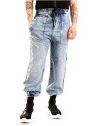 Iceberg Loose Fit Jeans - Blauw