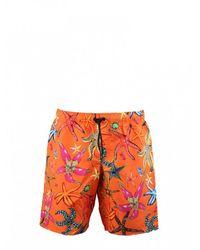Versace Swimming Trunks - Oranje