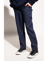 Converse Trousers Azul