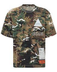 Heron Preston - T-shirt With Print - Lyst