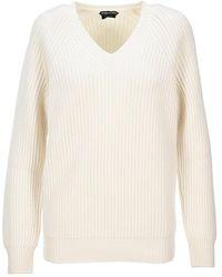 Tom Ford Knitwear Mak1048yax294 - Naturel