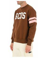 Gcds Sweaters - Marron