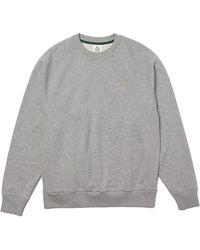 Lacoste Loose Sweatshirt - Grijs