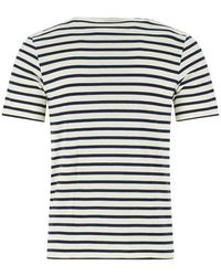 Saint James T-Shirt Blanco