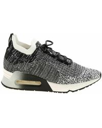DKNY Ashly Sneakers - Zwart