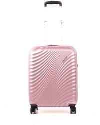 American Tourister 71g080001 By Hand Suitcases - Roze