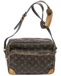 Louis Vuitton Tweedehands Nili - Bruin