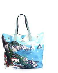 La Martina W1702 Shoulder Bags Accessories - Blauw