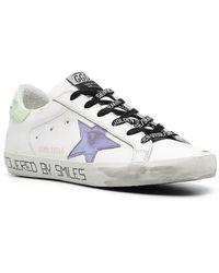 Golden Goose Deluxe Brand Sneakers Blanco