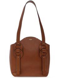 Chloé Darryl Shopper Bag - Bruin