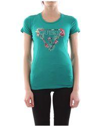 Guess - W0gi33 J1300 T-shirt - Lyst