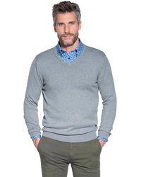 Campbell Sweatshirt - Grijs