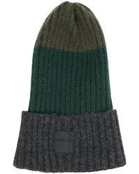 EA7 Beanie Hat - Grijs