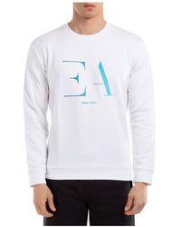 Emporio Armani - Men's Sweatshirt Sweat - Lyst