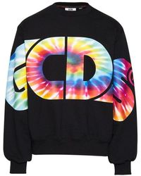 Gcds Sweatshirt Cc94M021041 - Noir