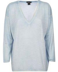 Avant Toi Sweater - Bleu