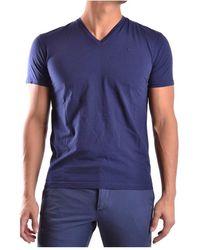 Alpha Studio T-shirt - Blauw