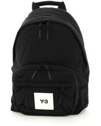 Y-3 Techlite Backpack - Zwart