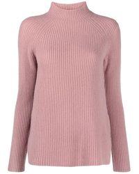 Vince Cashmere Sweater - Roze